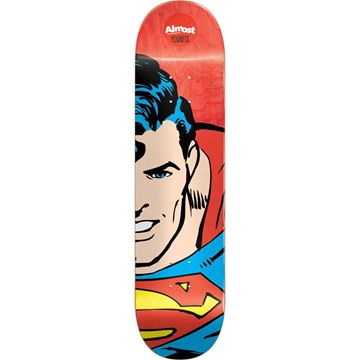Picture of ALMOST SUPERMAN SPLIT FACE 8.00""