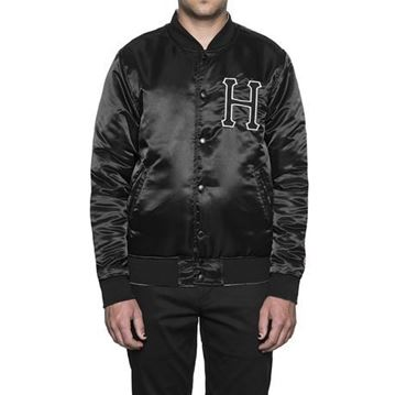 Picture of HUF REVERSIBLE SATIN JACKET
