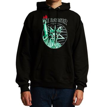 Picture of THRASHER LIBERTY GOAT HOODIE