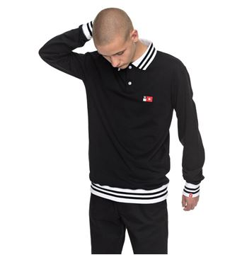 Picture of DC SKATE POLO L/S