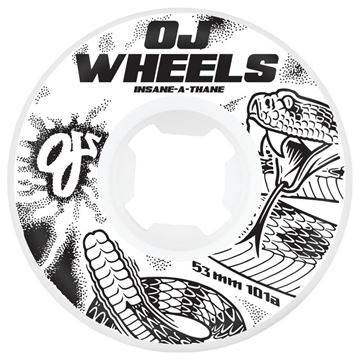 Picture of OJ WHEELS 53MM RATTLERS