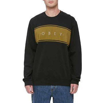 Picture of OBEY ROEBLING CREW FLEECE