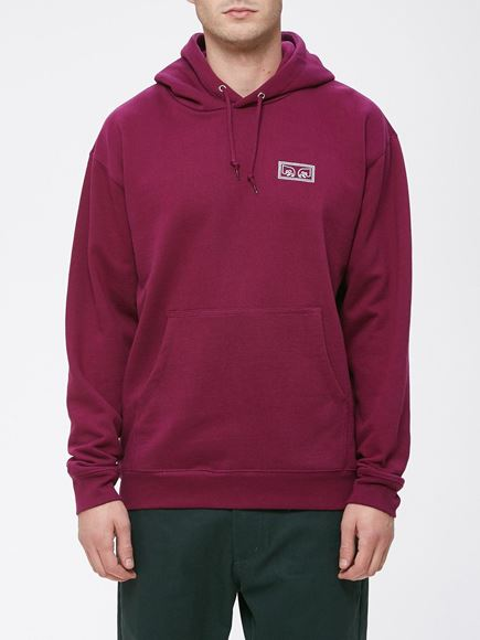 Immagine di OBEY EYES HOOD FLEECE