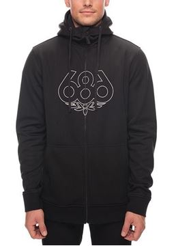 Picture of 686 ZIP HOODY