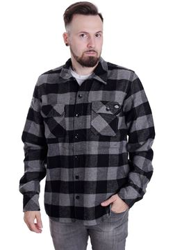 Picture of DICKIES - Sacramento Grey Melange
