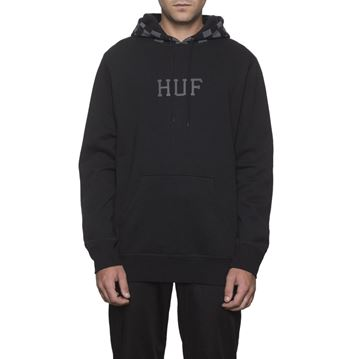 Picture of HUF BLACKOUT P/O HOODIE