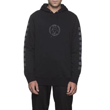 Picture of HUF BLACKOUT TT P/O HOODIE
