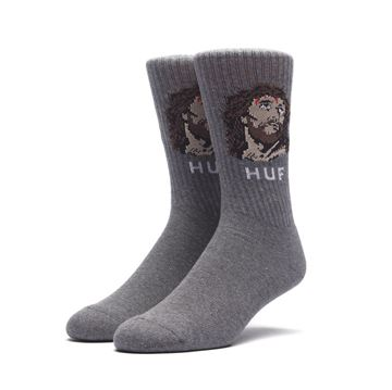 Picture of HUF DECEMBER DUDES SOCKS