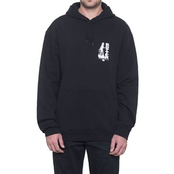 Picture of HUF X BUTTER GOODS DEVIL PULLOVER HOODIE