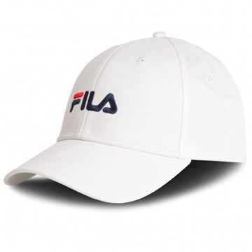 Picture of FILA DAD CAP LINEAR STRAP BACK