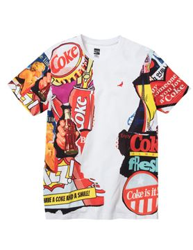 Picture of STAPLE COCA COLA TEE