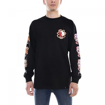 Picture of HUF LS KLOE YIN YANG