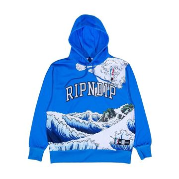 Picture of RIPNDIP BIG WAVE HOODIE