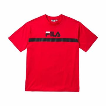 Picture of FILA ANATOLI TEE RED
