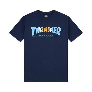 Picture of THRASHER ARGENTINA TEE