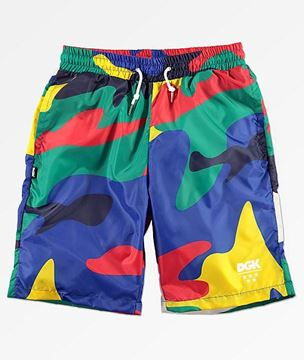 Immagine di DGK MULTI CAMO SHORT