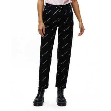 Picture of OBEY FULTON BAGGY PANT WOMEN