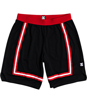 Picture of DC PAYNES BASKET SHORT