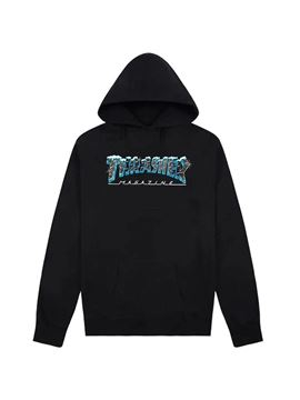 Picture of THRASHER BLACK ICE HOOD