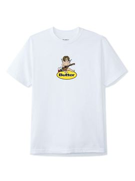 Picture of BUTTERGOODS ANGEL BADGE TEE