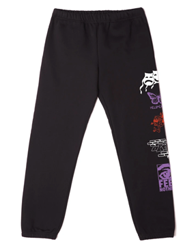 Picture of OBEY FEEL FREE SWEATPANT